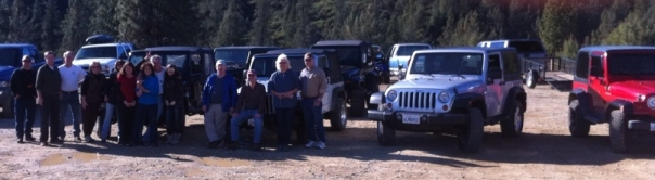 OHV4 Staging Area Meeting Place