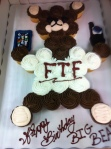 BIG BEAR's Cake!