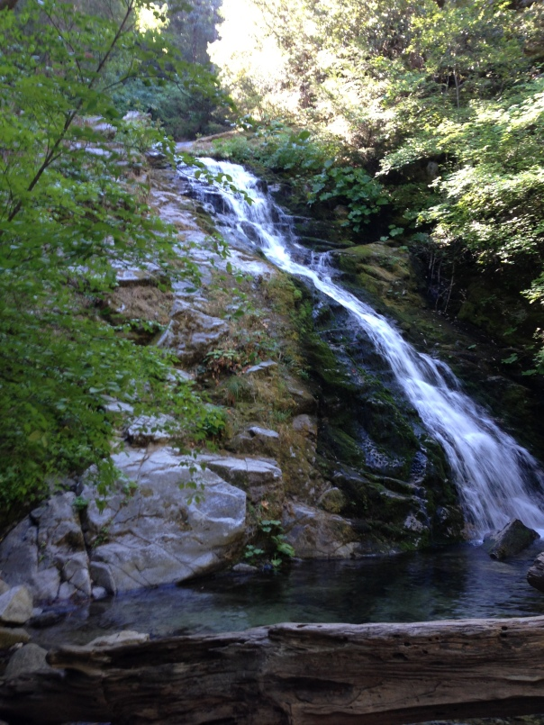 The Lost Falls of Whiskeytown